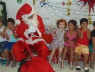 Festa Término do Ano Letivo e Visita do Papai Noel